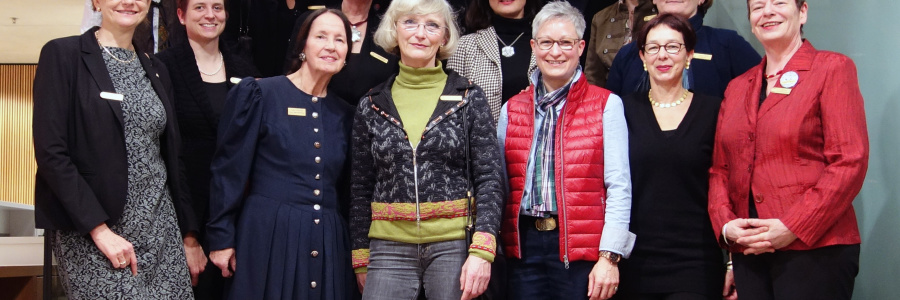 3 Königinnen-Treff am 6. Januar 2016 in Bonn