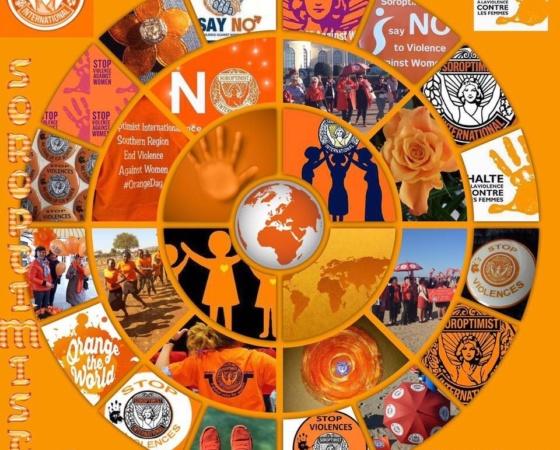 Orange your day