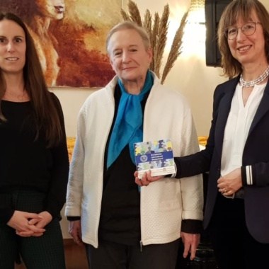 Deutsch- und Alphabetisierungskurs für Frauen, Jahn-Schule Bonn