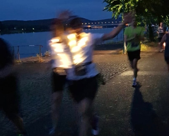 Bonner Nachtlauf – Wir waren dabei!!