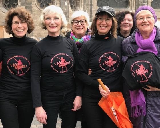 One Billion Rising in Bonn am 14.2.2020